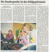 Besuch der Herderschule in Bad Pyrmont